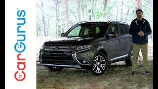 2018 Mitsubishi Outlander | CarGurus Test Drive Review