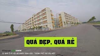 Nhà đất KDC chung cư nhà ở xã hội Becamex Định Hòa,Hòa Phú, TP Mới Bình Dương