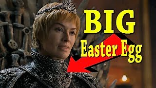 BIG Easter Egg Everyone MISSED Game Of Thrones Season 7 Theory