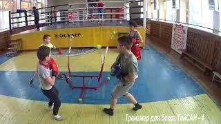 Обзор тренажеров для бокса ТайСАН