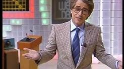 """Die ersten 45 Minuten der ersten """"Wetten-dass?""""-Show am 14.2.1981"""