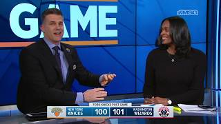 Knicks Lose Momentum In Fourth Quarter: Highlights and Analysis
