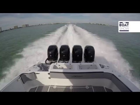 [ENG] MARINE TECHNOLOGY INC. SV 42 - 4K Review - The Boat Show
