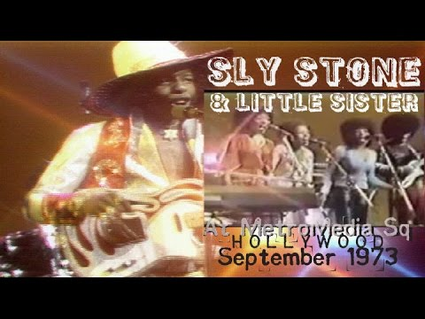 Sly Stone & Little Sister: You're The One - Stand! - If You Want Me To Stay Mp3