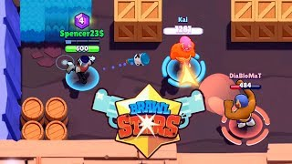 Brawl Stars! New Supercell game! Is it GOOD!?