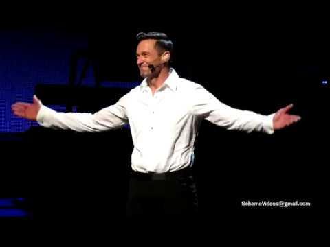 Hugh Jackman - A MILLION DREAMS - Madison Square Garden, New York City - 6/29/19
