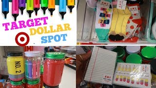 NEW FINDS* TARGET DOLLAR SPOT #3 *BACK TO SCHOOL 2019