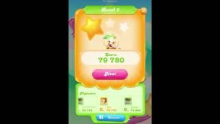 Candy Crush Jelly Saga - Gameplay Level 1 to 5