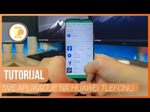 Kako instalirati Instagram, WhatsApp, Facebook i sl. na Huawei telefon? [MoreApps - APKPure]