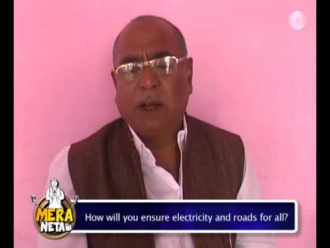 Rakesh Goswami, BSP || Hamirpur, Uttar Pradesh