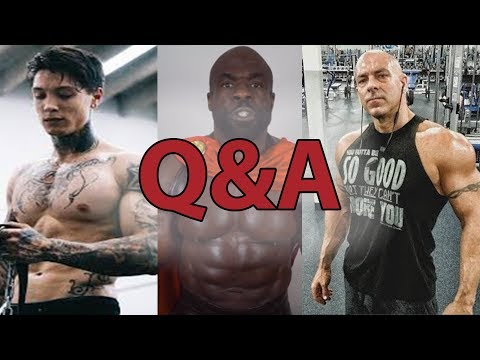 Q&A – OFFICIALTHENX's Spot Reduction Claims, Kali Muscle's Weight Loss, & More