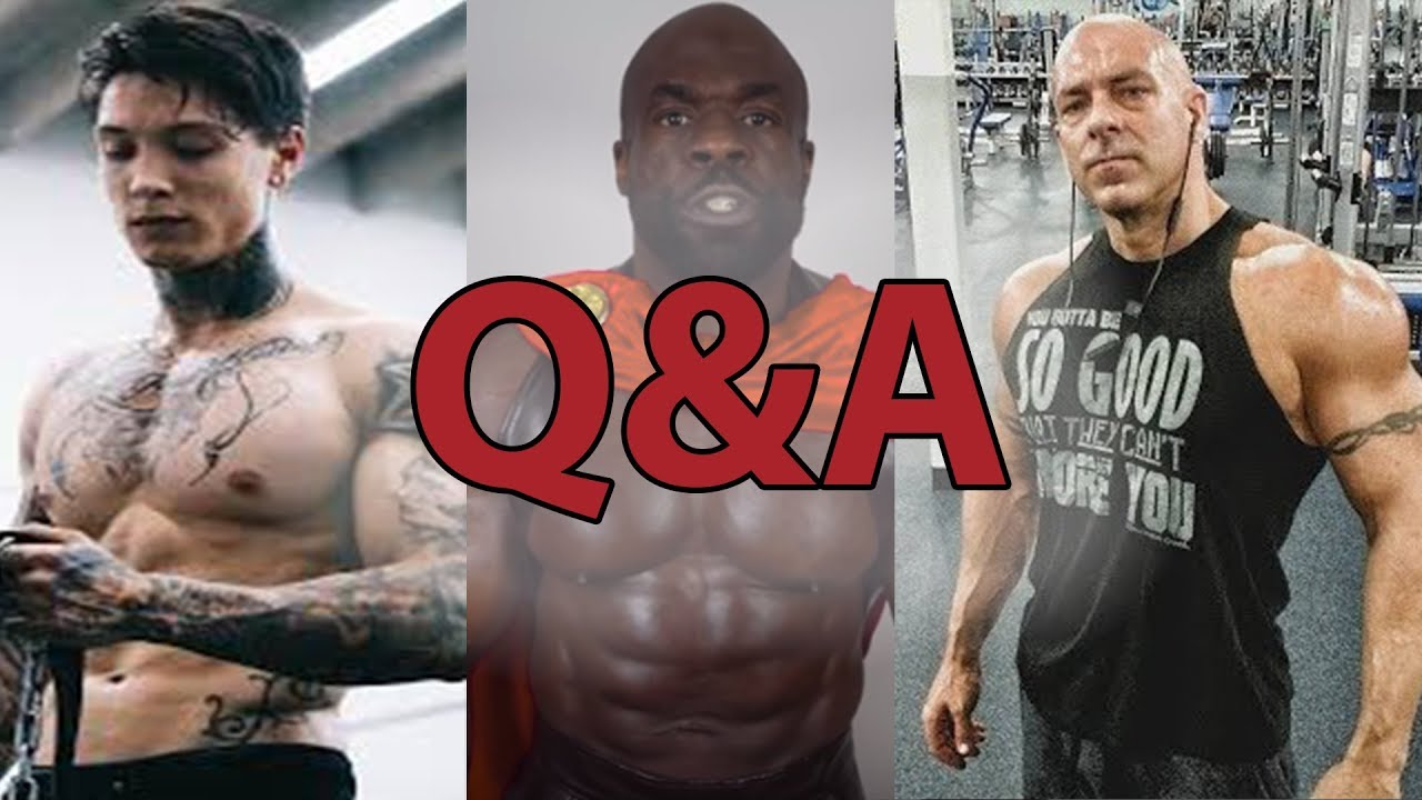 Q&A - OFFICIALTHENX's Spot Reduction Claims, Kali Muscle's Weight Loss, & More