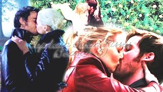 • OUAT - Captain Swan Kisses (Season Five) •