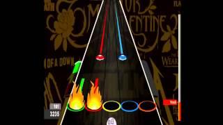 Guitar Flash - Man With a Mission [Seven Deadly Sins - Nanatzu No Taizai Op 2]