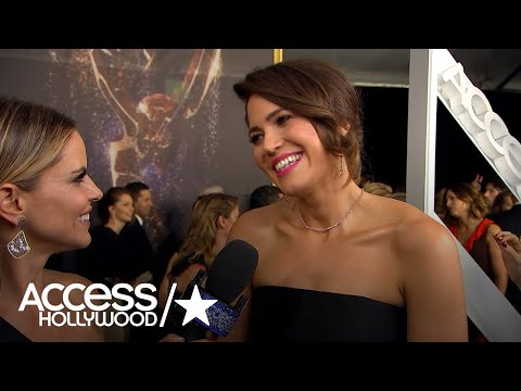 Mandy Moore Calls Her Engagement 'Romantic & Unexpected' | Emmys 2017 | Access Hollywood