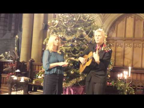 Happy New Year Duet Song recorded in St Mary's Church Brighton