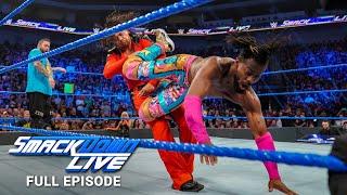 WWE SmackDown LIVE Full Episode, 23 April 2019