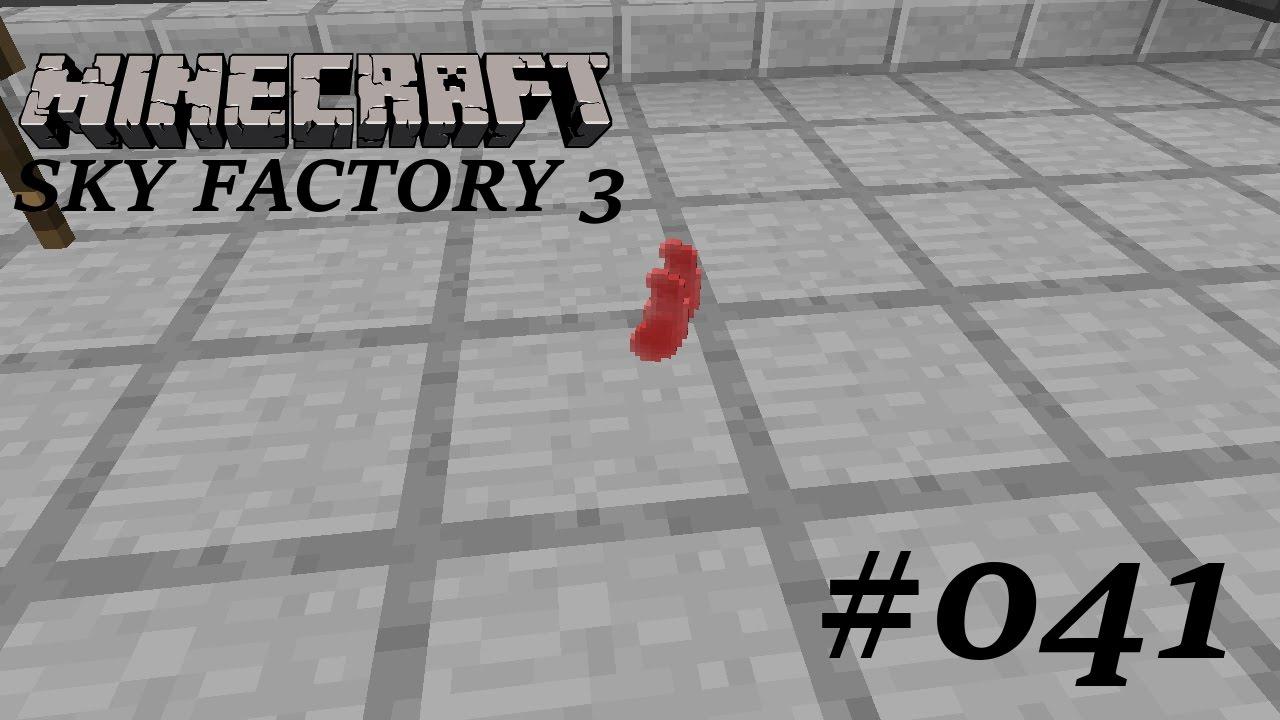Zombie Chunk 9 x Minecraft Sky Factory 9 x German x Ragneel