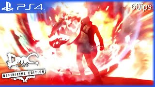 PS4 - Devil May Cry: Definitive Edition - Gameplay Trailer