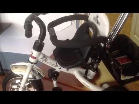 Трехколесный велосипед Rich Toys Lexus Trike Next Original 2012 (2013)