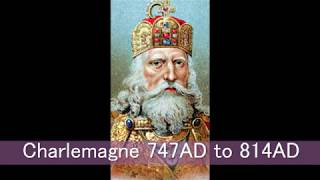 Thank Charlemagne And The Catholic Church For Tithing
