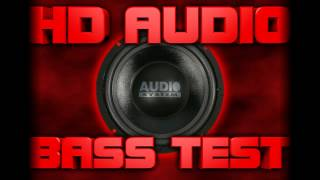 Bass Test Mix 2013