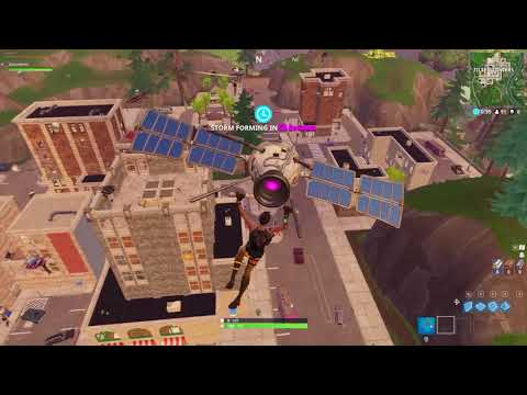 Fortnite - Tilted Towers Wake Ceremony - 4/18/18 6PM EST