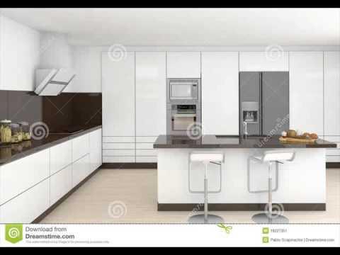 Desain Rumah Minimalis Dapur Di Depan Interior Sederhana