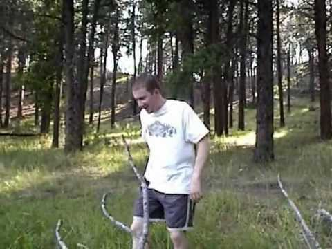 Man Vs. Wild - Black Hills South Dakota
