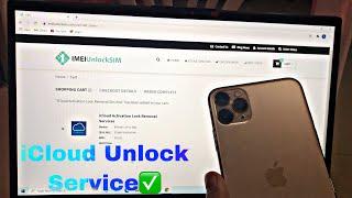 iPhone 11 Pro Max iCloud Unlock Service Online 2020