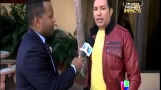 Declaraciones de Frank Reyes para Primer Impacto 1