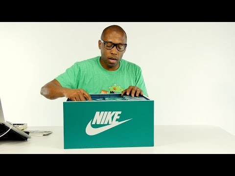 UNBOXING: LIMITED Edition 17 of 24 Surprise Gift from NIKE for Ken Griffey Jr.