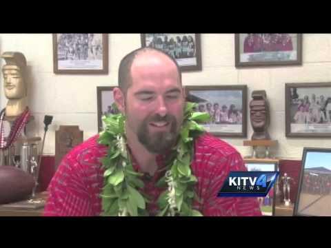 Hawaii MVP: Max Unger