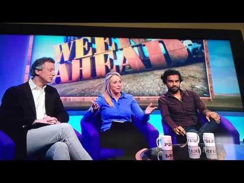 Harriet Harman car crash interview on the Sunday Politics