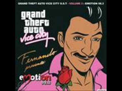 GTA Vice City Radio - Emotion 98.3 - Toto - Africa
