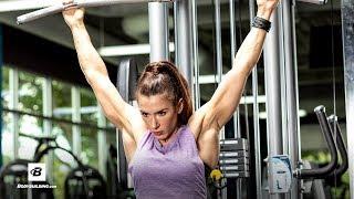 High-Volume Back Workout | Pauline Nordin, Founder of Fighter Diet