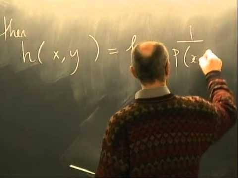 Lecture 2: Entropy and Data Compression (I): Introduction to Compression, Inf.Theory and Entropy