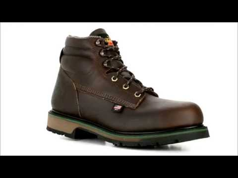 Women's Thorogood 6 Inch Steel Toe Work Boot USA Made 804-4711 @ Steel-Toe-Shoes.com
