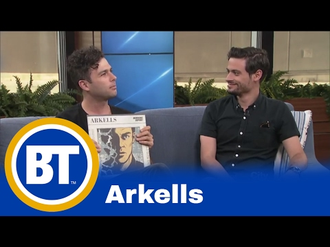 Arkells talk fourth studio album 'Morning Report'