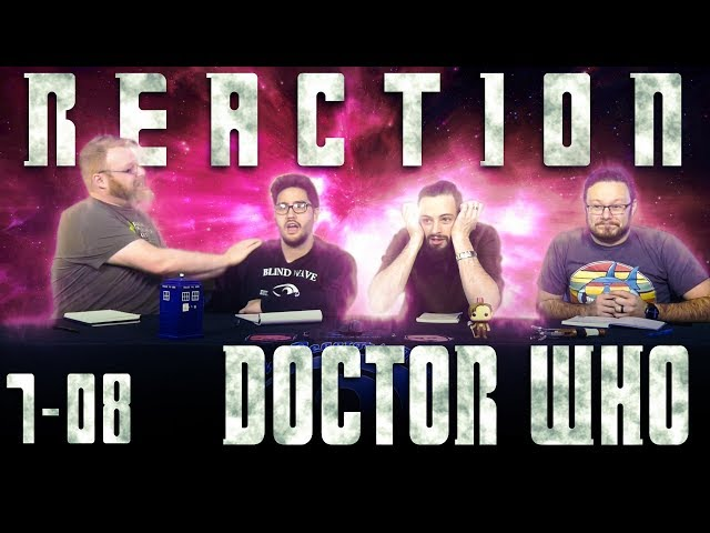 Doctor Who 7x8 REACTION!! Cold War