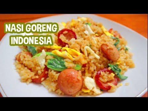 RESEP NASI GORENG (INDONESIAN FRIED RICE RECIPE)