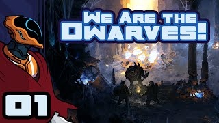 Stealthy Dwarves!? - Let's Play We Are The Dwarves! - Gameplay Part 1