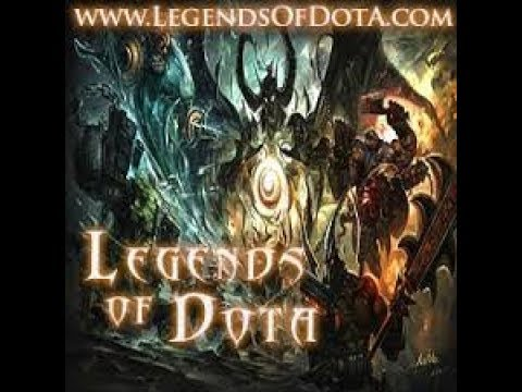 Dota Lod Defense Of The Ancients Youtube