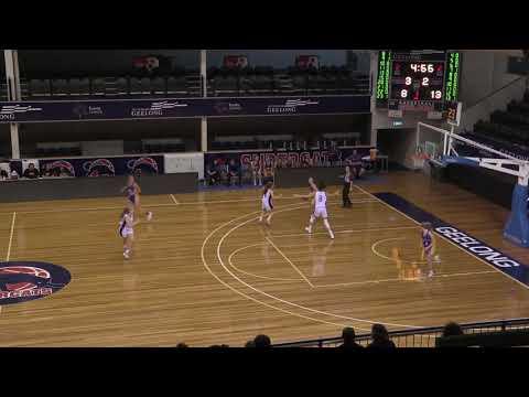 Game 4   Women ACT v Vic Metro 21 4 18