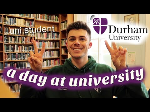 A DAY IN THE LIFE AT UNI 📚durham university vlog