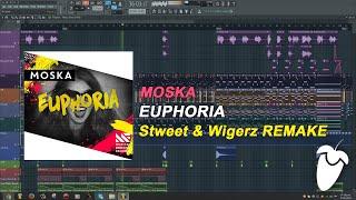 Moska - Euphoria (Original Mix) (FL Studio Remake + FLP) mp3