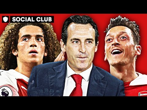 ARSENAL ARE ON FIRE! WHO CAN STOP THEM? | SOCIAL CLUB PREMIE