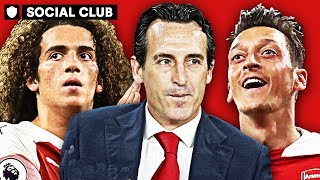 ARSENAL ARE ON FIRE! WHO CAN STOP THEM?   SOCIAL CLUB PREMIER LEAGUE
