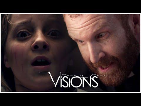 VISIONS  short horror  demon possession  psychological thriller film