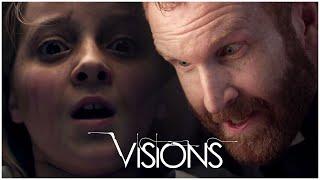 VISIONS - short horror / demon possession / psychological thriller film